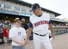 Mud-Hens-embrace-interaction-with-fans-2