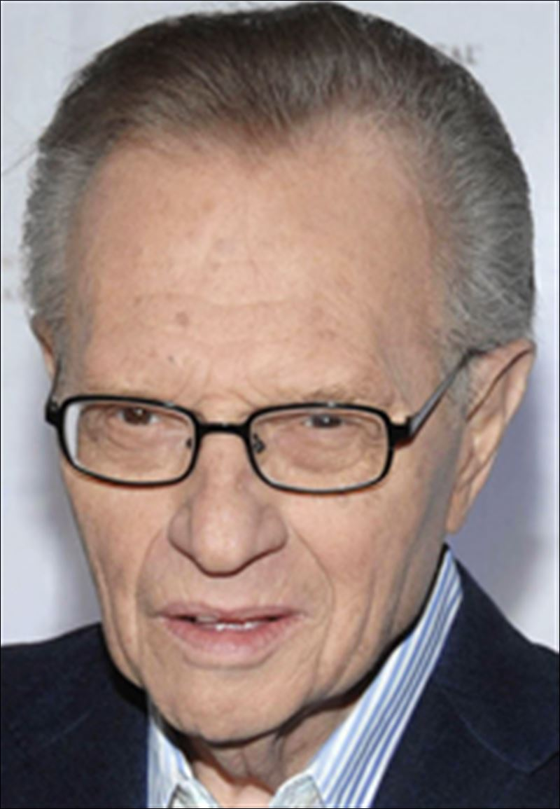 NEW YORK — <b>Larry King</b> <b>...</b> - Larry-King