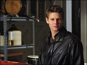 Zach Roerig plays Matt in 'The Vampire Diaries' on The CW.