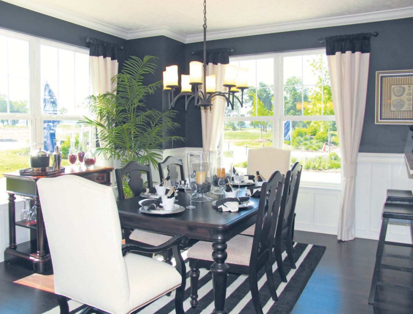 The biscayne ranch kopf builders offers new floorplan for Dining room 107 offers