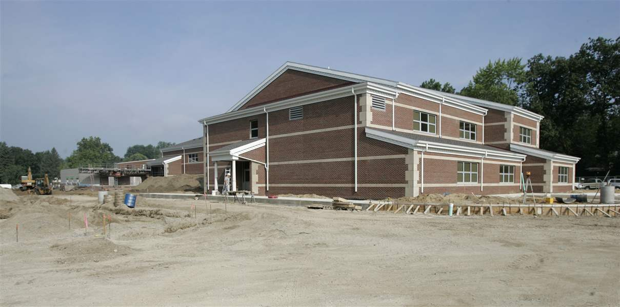 Most-Sylvania-schools-construction-to-end-in-time-for-classes