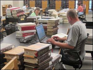 The Genealogy Center of the Allen County Public Library has the largest public repository of genealogical research in the United States.