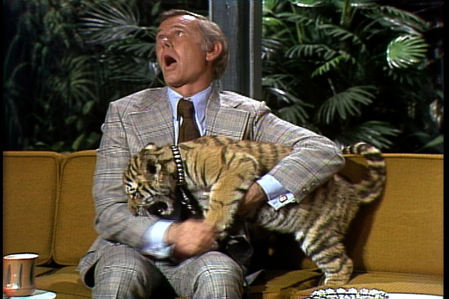 Heeeeeere's Johnny! on the Web: Show clips, archives now ... |Johnny Carson Final Tonight Show