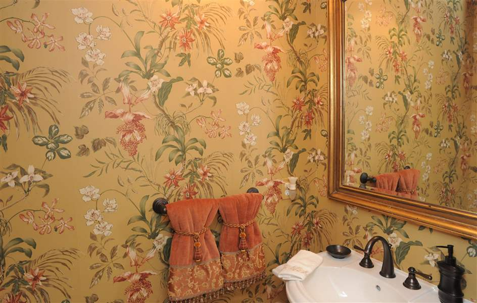 Wallpaper makes a comeback the blade - Is wallpaper making a comeback ...