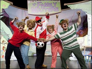 'The Berenstain Bears' comes to the Valentine Theatre on Oct. 23.