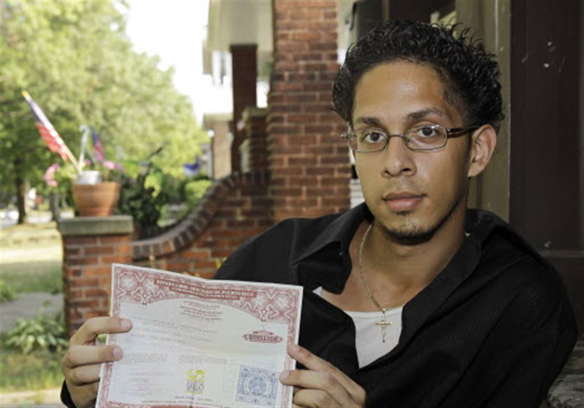Ohio Restricting Puerto Rican Birth Certificates Toledo Blade
