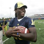 From-puzzled-to-poised-Robinson-could-be-answer-at-QB-for-Michigan