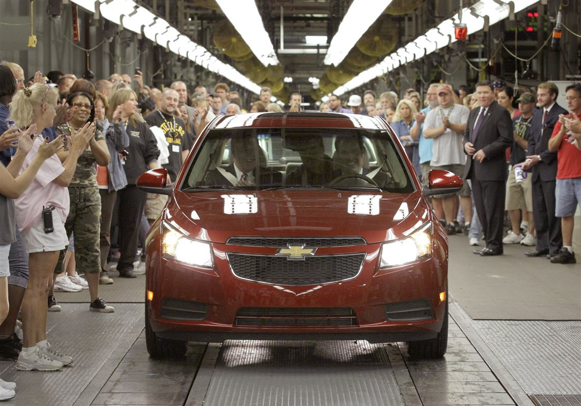 Do Gm Cuts Signal The End Of Sedans Toledo Blade