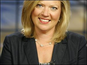 Kelly Heidbreder is the morning anchor for WNWO-TV.
