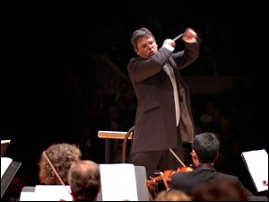 Principal conductor Stefan Sanderling will lead the TSO in a performance of 'The Firebird.'