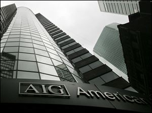 American International Group was undone in the complex derivatives and securities market, not its traditional insurance.