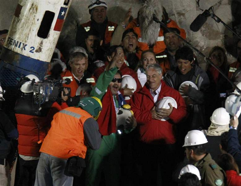 Miracle-miners-all-out-Chile-s-dramatic-rescue-hailed