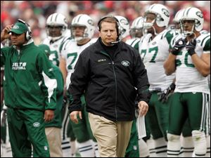 Eric Mangini will be coaching against many of the players he drafted while with the Jets in 2008.