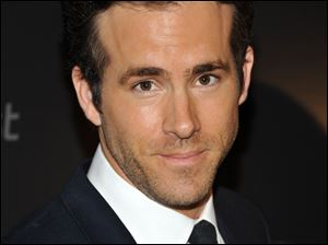 Ryan Reynolds says his family will tease him about the title.