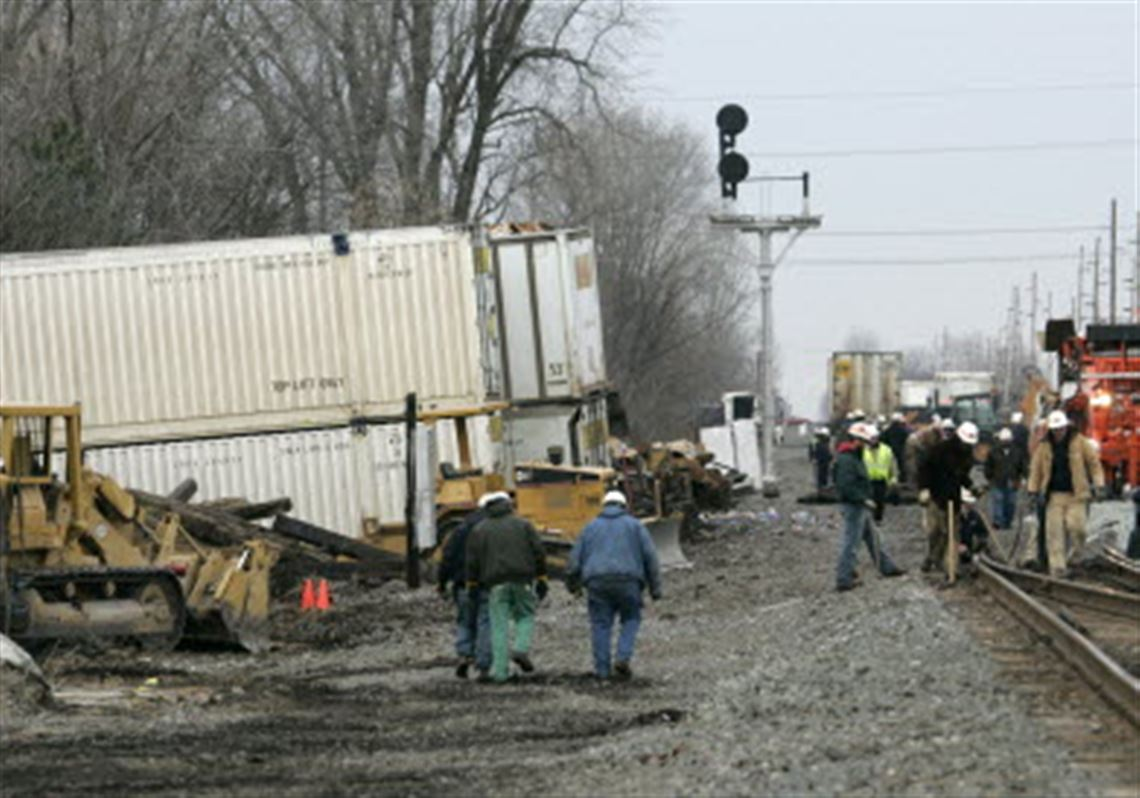Cleanup under way at Wauseon train derailment | Toledo Blade