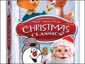 Should fans of the classic TV Christmas specials upgrade to Blu-ray or simply stick with the DVDs they have?