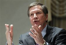 Kasich-to-bring-fiscal-message-to-town