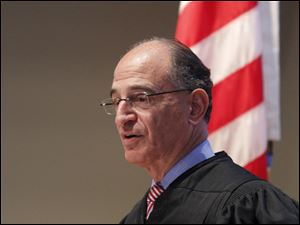 Judge Jack Zouhary of the U.S. District Court labeled the theme of the event