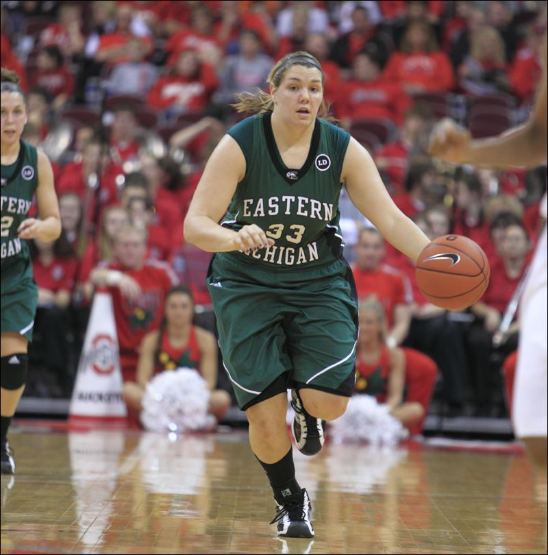 Stem School Ypsilanti: Northview Grad Fouty Courts Success In Faster College Game