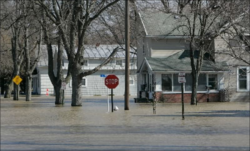 region toledo storm could cause flooding ohio