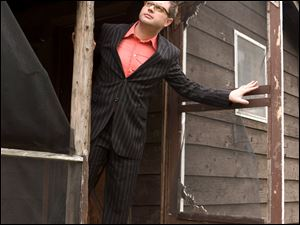 "Former Barenaked Ladies member Steven Page released solo album ""Page One"" in October."