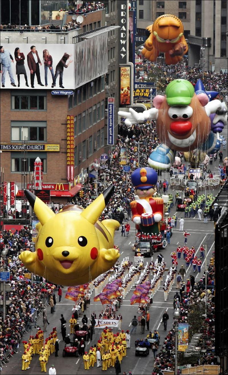 macy's parade nee york