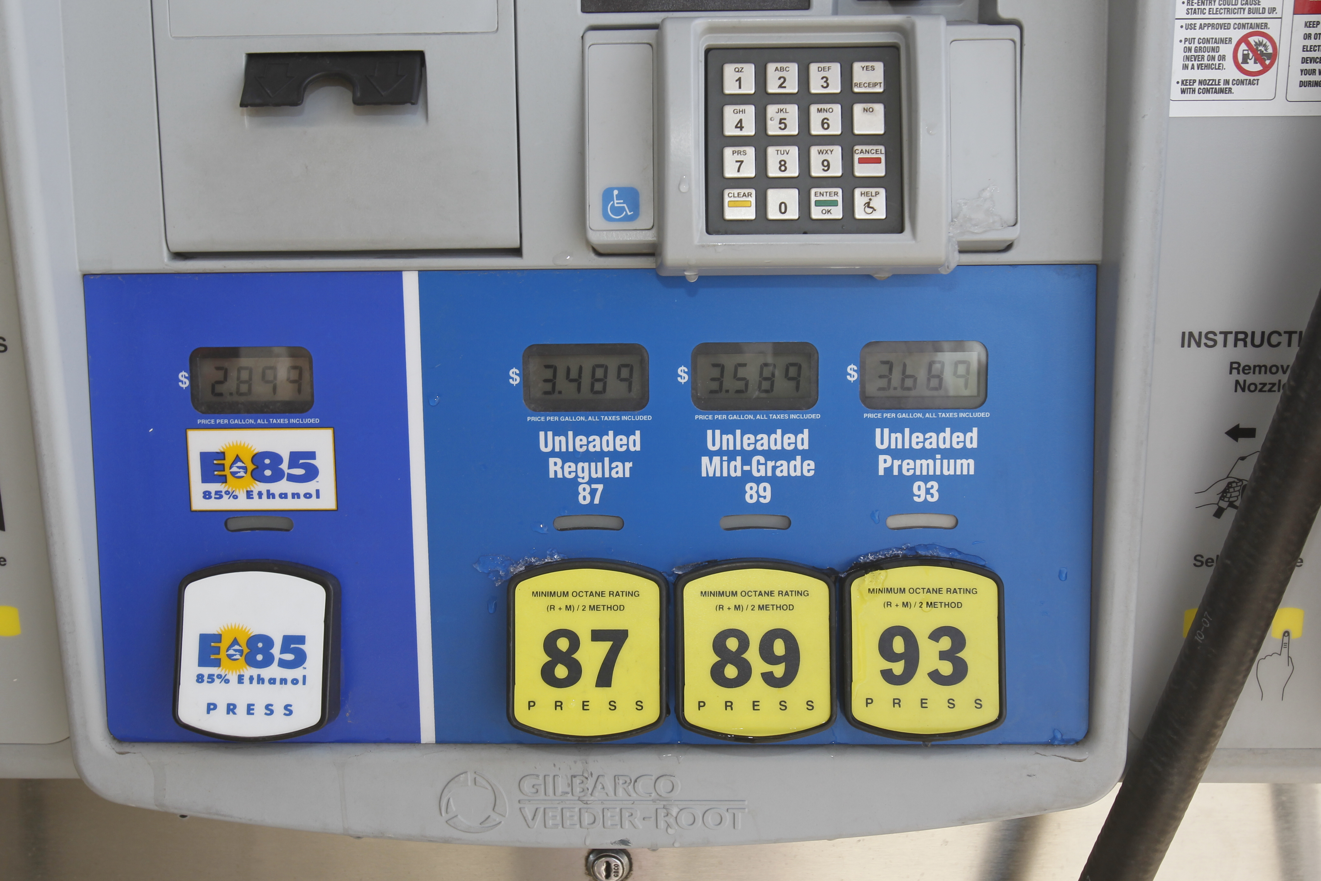E85 Gas Stations >> As Pump Pain Rises E85 Demand Is Flat The Blade