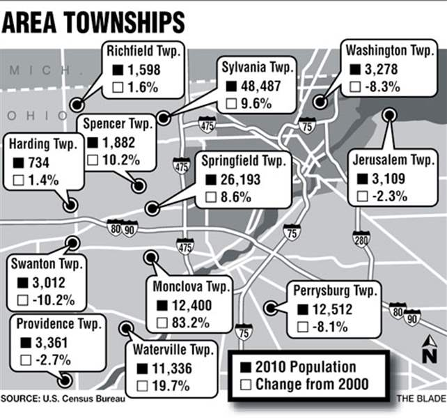 area-townships-map
