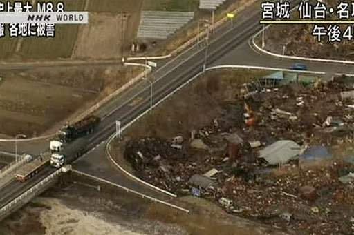 Japan-Quake-debris
