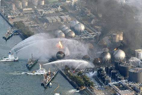 Japan-Aftermath-Ichihara-oil-refinery