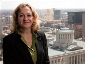 Janine Migden-Ostrander, the Ohio Consumers' Counsel, heads the office that advocates on consumers' behalf on issues involving the state's utilities.