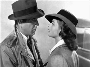 After a successful first month showing 'Silver Screen Classics,' standards like 'Casablanca' and 'Psycho' were added in a second month of Friday film screenings.