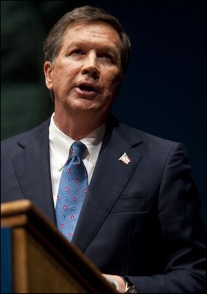 Governor Kasich says attracting foreign capital is vital to Ohio jobs and Ohio families.
