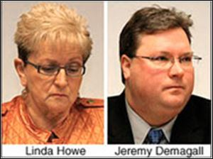 Elections Board Director Linda Howe and Deputy Director Jeremy Demagall were terminated Friday on the orders of Ohio's secretary of state.