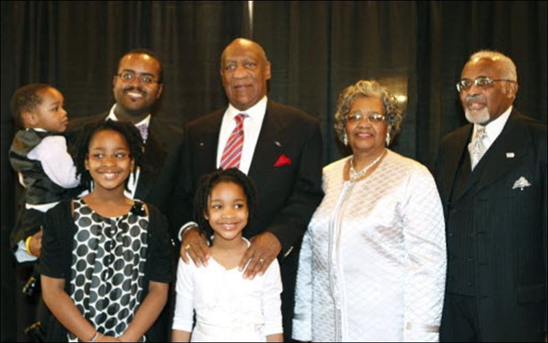 Bill Cosby Real Life Children Bill cosby, and margo and