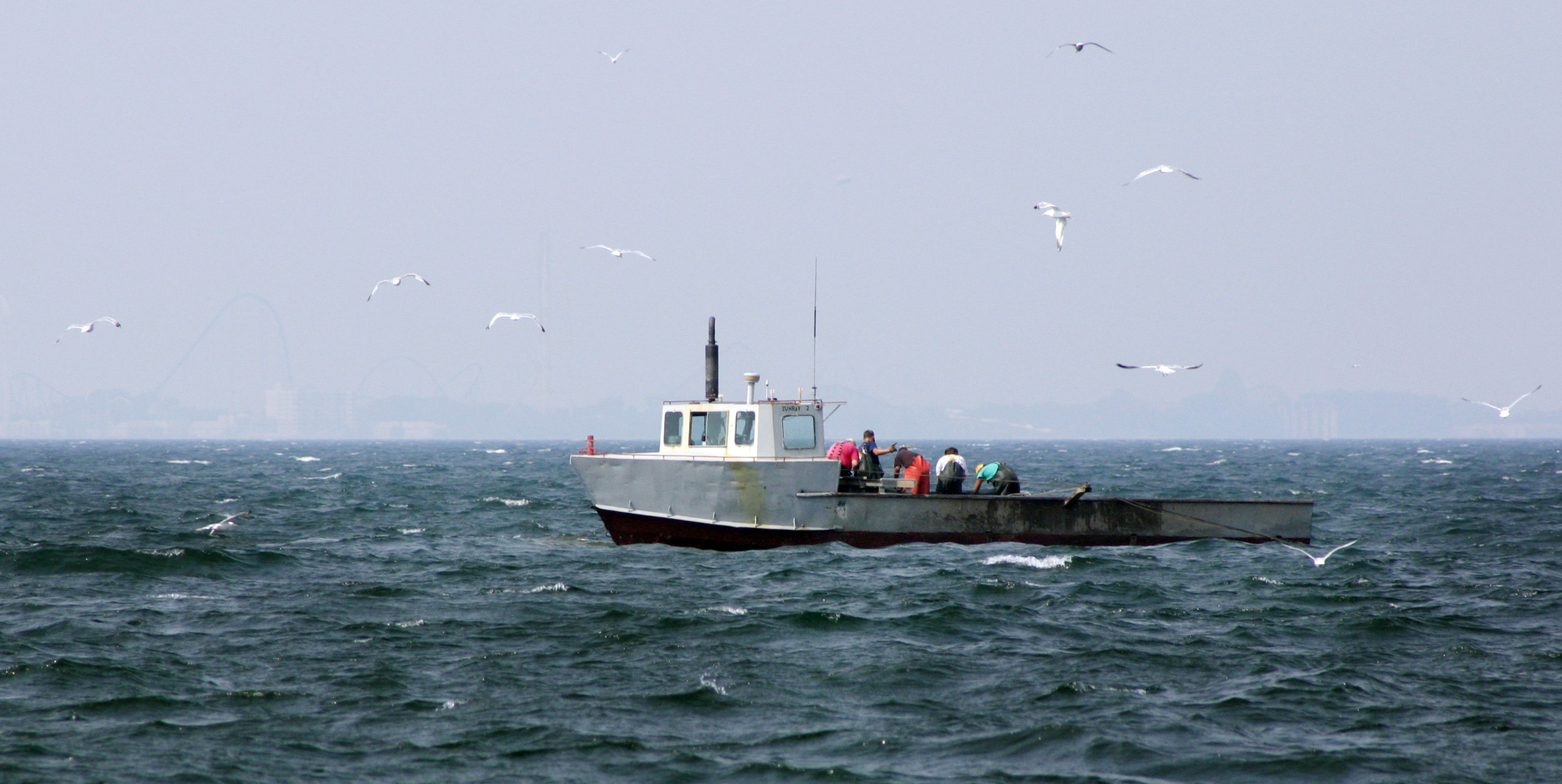 Fishing on lake erie becomes a bit harder the blade for Lake erie fishing charters