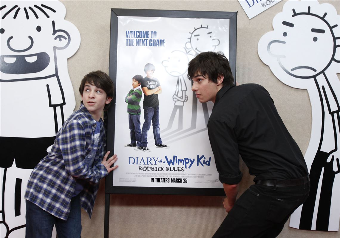Wimpy Kid Rules Weekend With 24 4m Opening Sucker Punch Takes Second With 19m The Blade