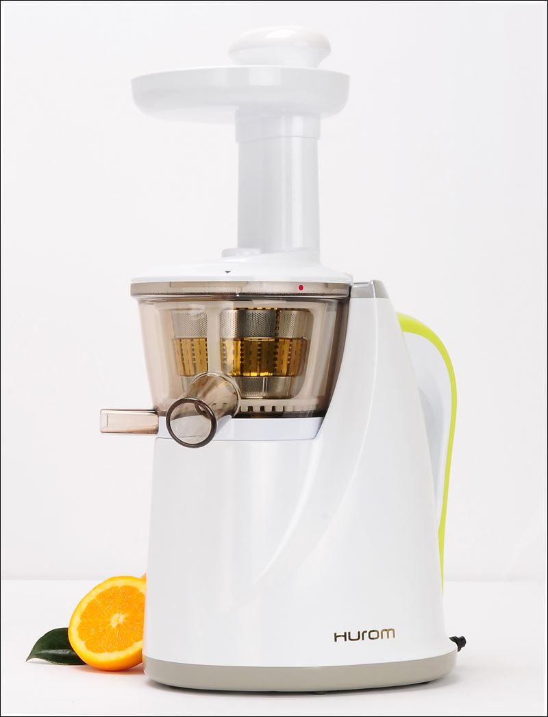 Hurom Slow Juicer Demonstration : Need a kitchen gadget? You can to the right place - Toledo Blade