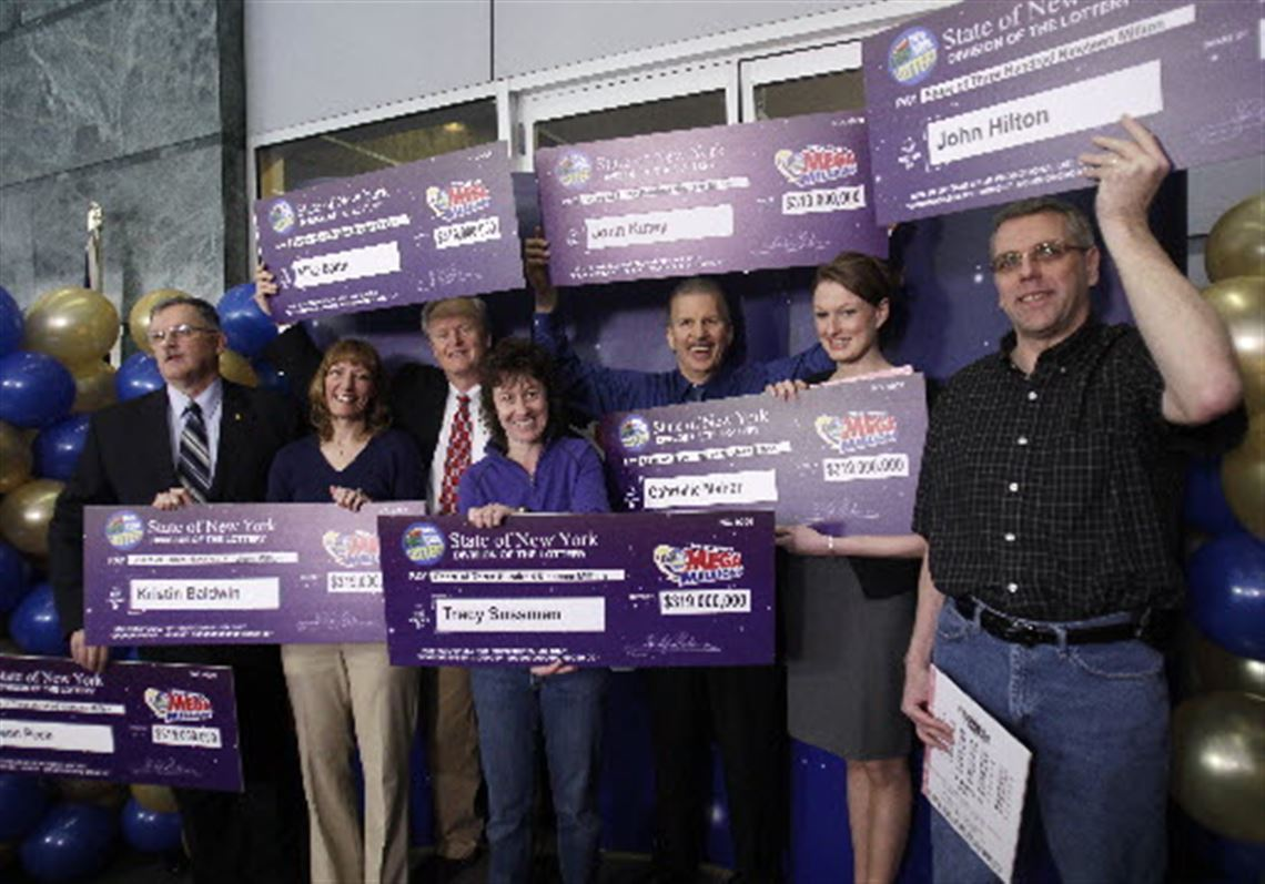 7 New York State Technology Workers Unveiled As Mega Millions Winners Toledo Blade