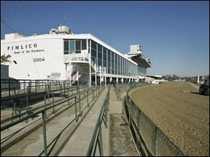 Pimlico Race Course, home of the Preakness, needs help from the state of Maryland to break even.