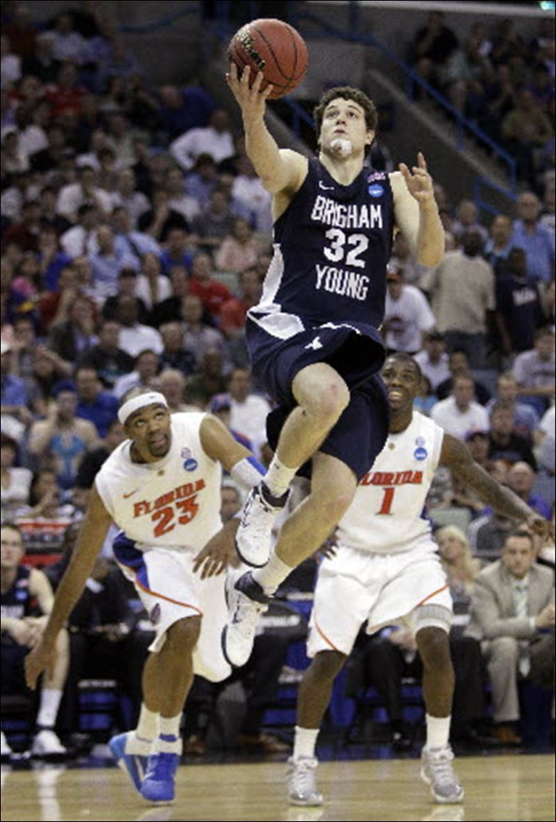 Jimmer Fredette College Byu Star Jimmer Fredette Took