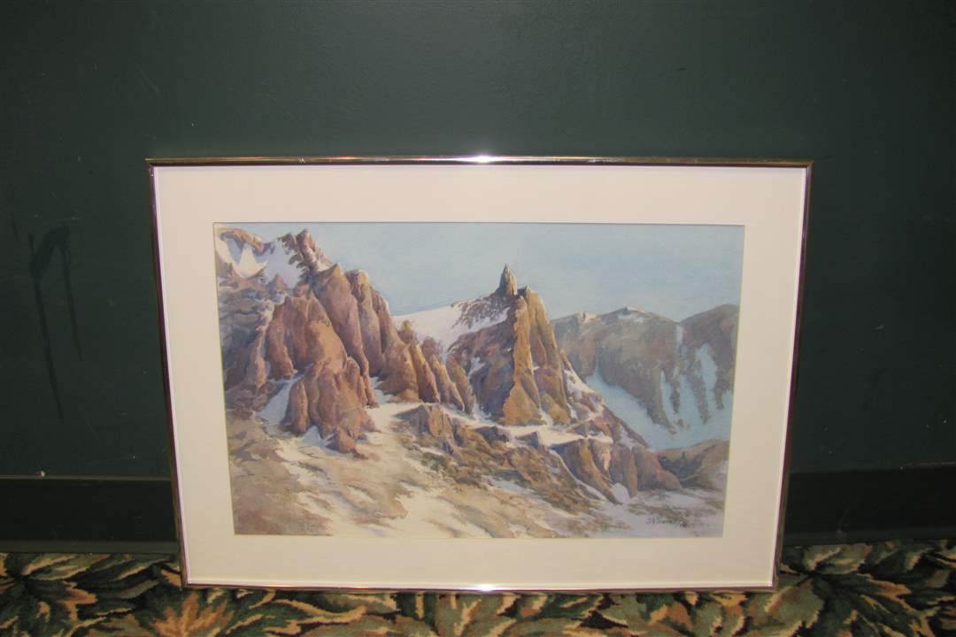 50th-Art-Auction-Splendid-Solitude-Tom-Sorrell