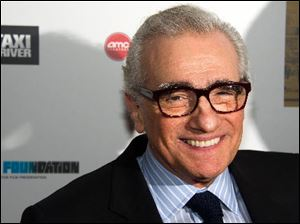 Director Marin Scorsese attends the 35th anniversary screening of 'Taxi Driver' in New York last month.