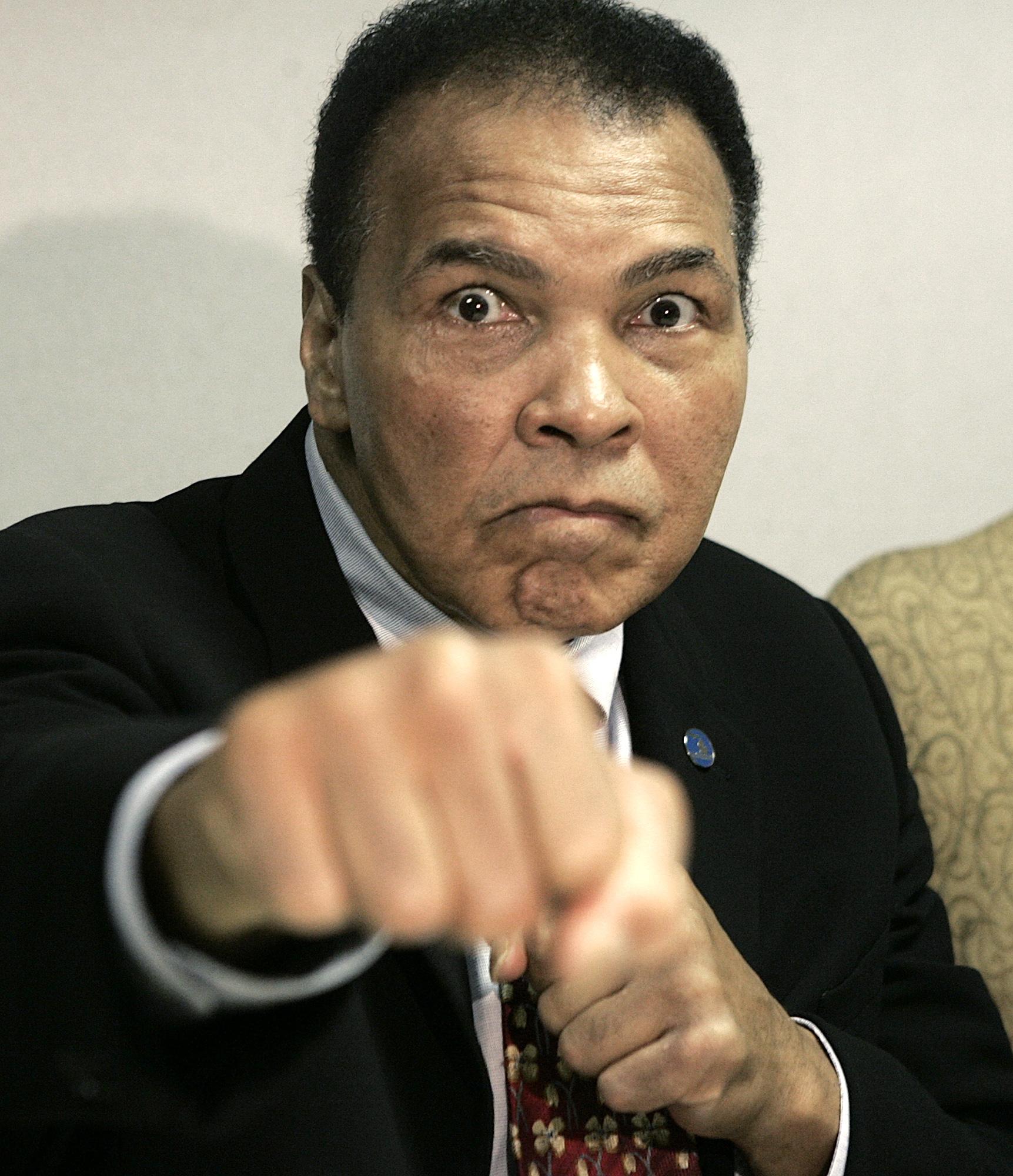 Muhammad Ali Krankheit