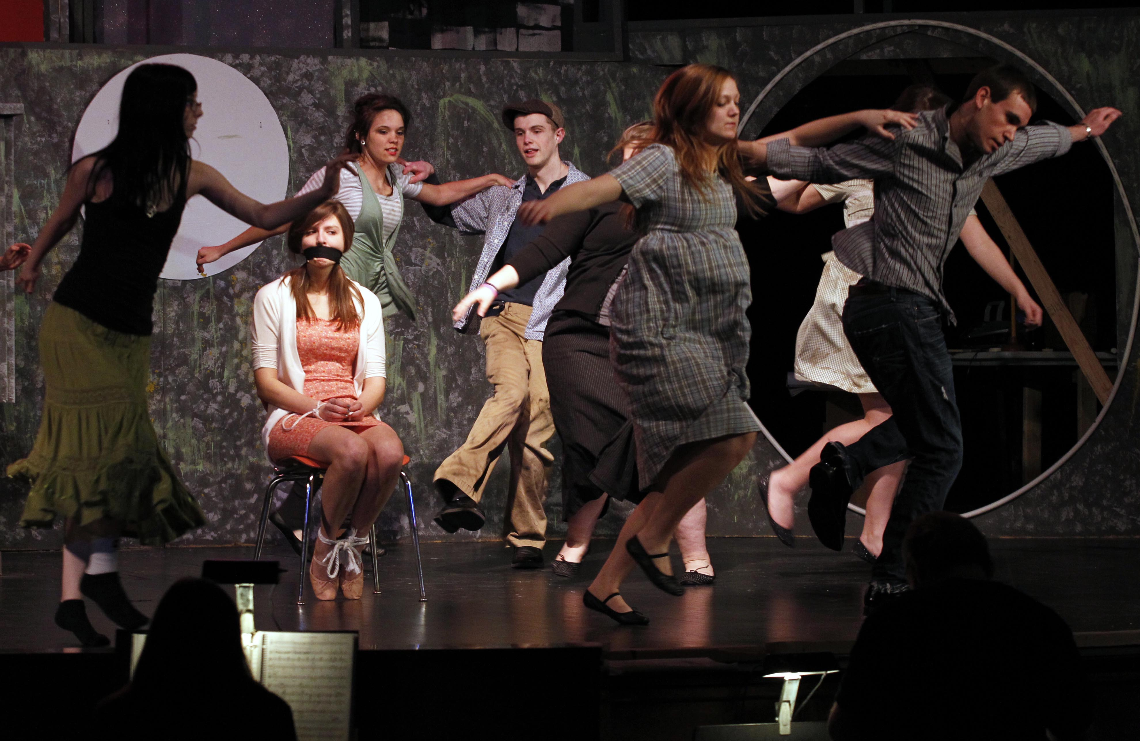 Rossford High School To Stage Urinetown The Blade