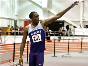 Erik Kynard, who won state titles at Rogers in 2007 and 2008, credits a conversation with his barber for his better attitude this season.