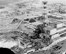 Chernobyl-nuclear-power-plant