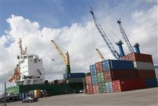 Trade-deficit-narrows-less-than-forecast-in-February