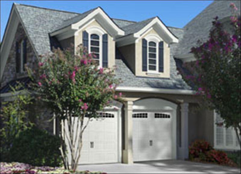 How a garage door can improve the appearance of your home 39 s exterior toledo blade - Overhead door of toledo ...