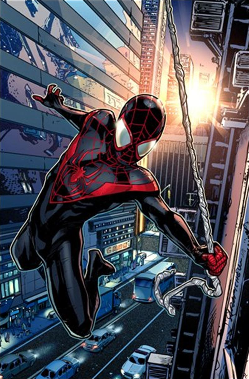 Ultimate spider man comic - photo#4